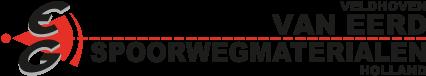 Logo Van Eerd Spoorwegmaterialen