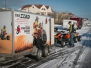Strandrace La Touquet 2019 onder winterse omstandigheden